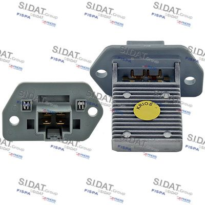 FISPA Weerstand, interieurventilator (10.9040)