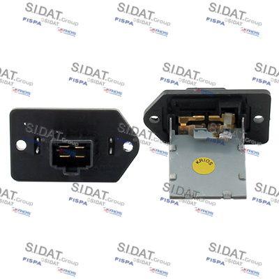 FISPA Weerstand, interieurventilator (10.9183)