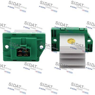 FISPA Weerstand, interieurventilator (10.9184)