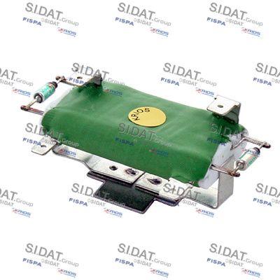 FISPA Weerstand, interieurventilator (10.9203)